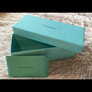 Tiffany & Co. Glasses Box